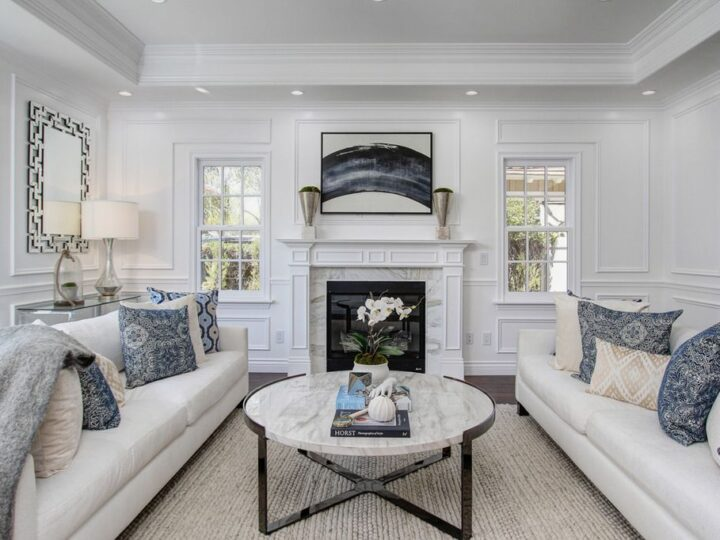 Luxury interiors of Arcadia Traditional by Meridith Baer Home