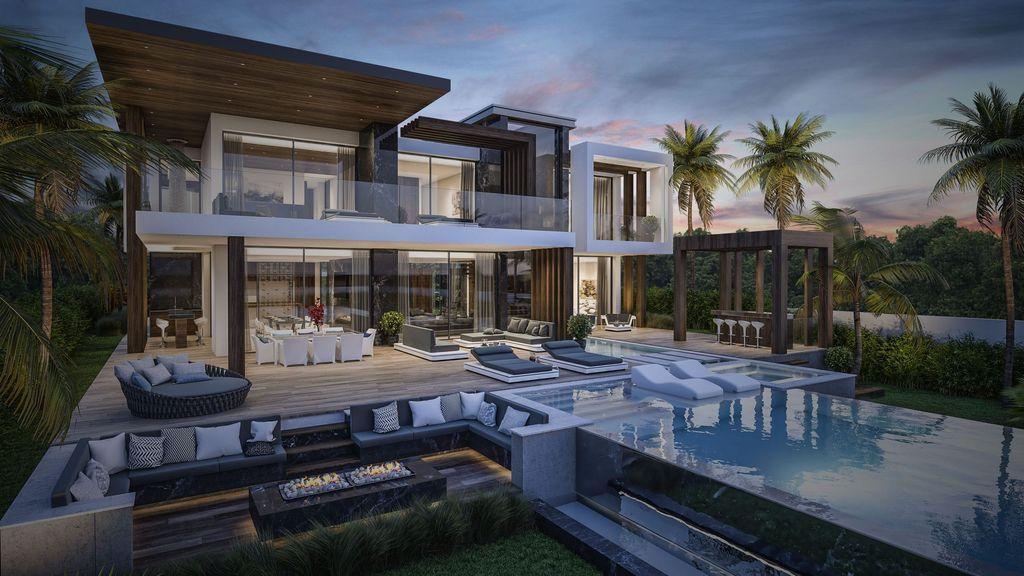 Perfect Concept Design of Villa Quantum in Spain by B8 Architecture and Design Studio