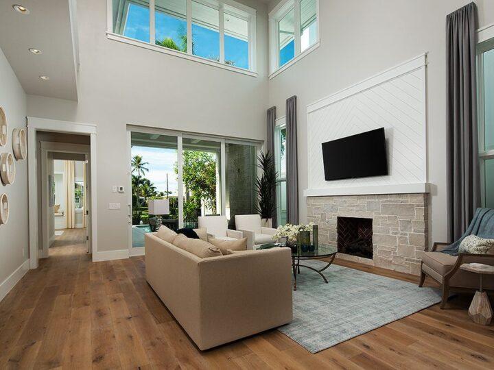 Refined Interior Design of 770 Park Model by Clive Daniel Home
