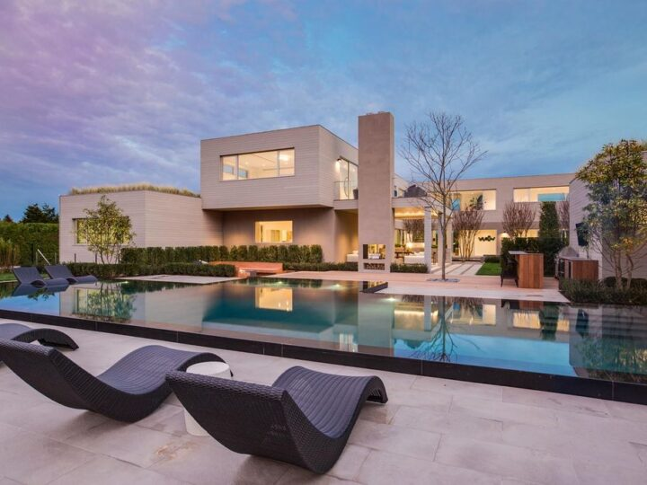 Exclusive Unparalleled Mansion in New York Built by Sagaponack Builders