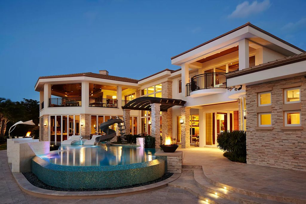 Extraordinary and Unique Contemporary Home in Boca Raton aims for $11,495,000