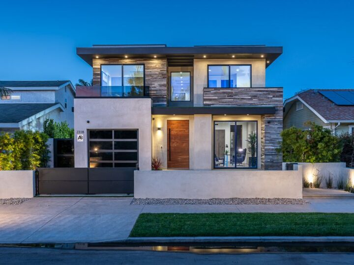 Stunning Sophisticated  Estate in California Designed and Built by the Arzuman Brothers