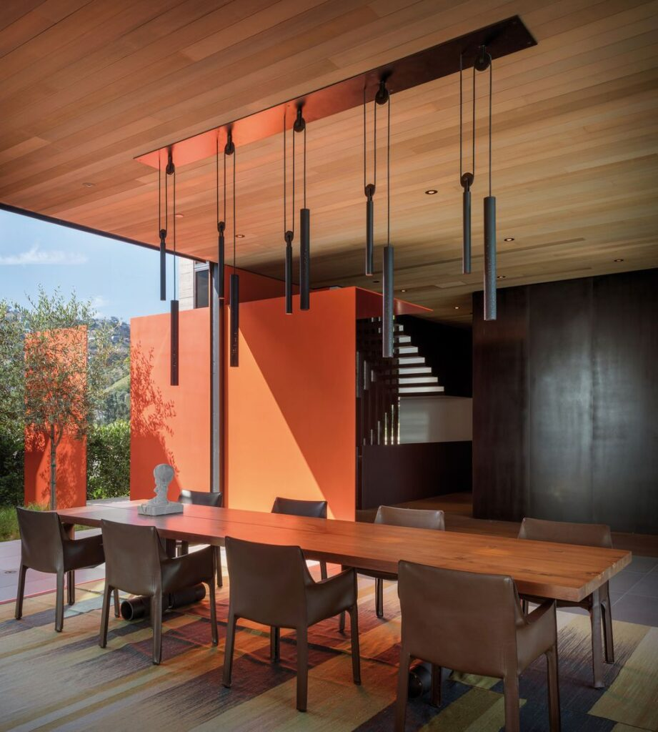 Stunning High-tech Design of Collywood House by Olson Kundig