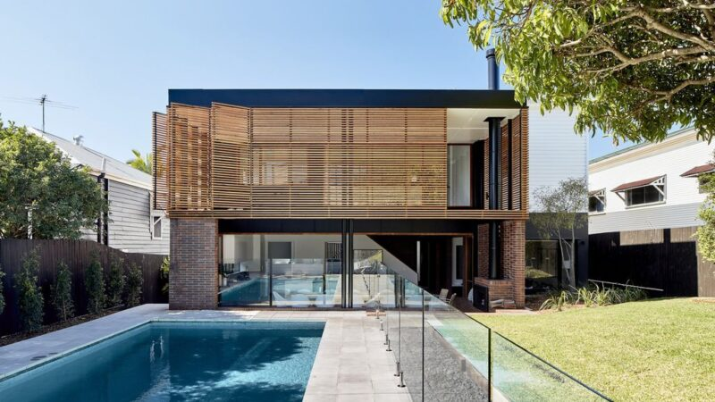 Sydney Street House Re-Opened in a Stunning Way by Fouché Architects