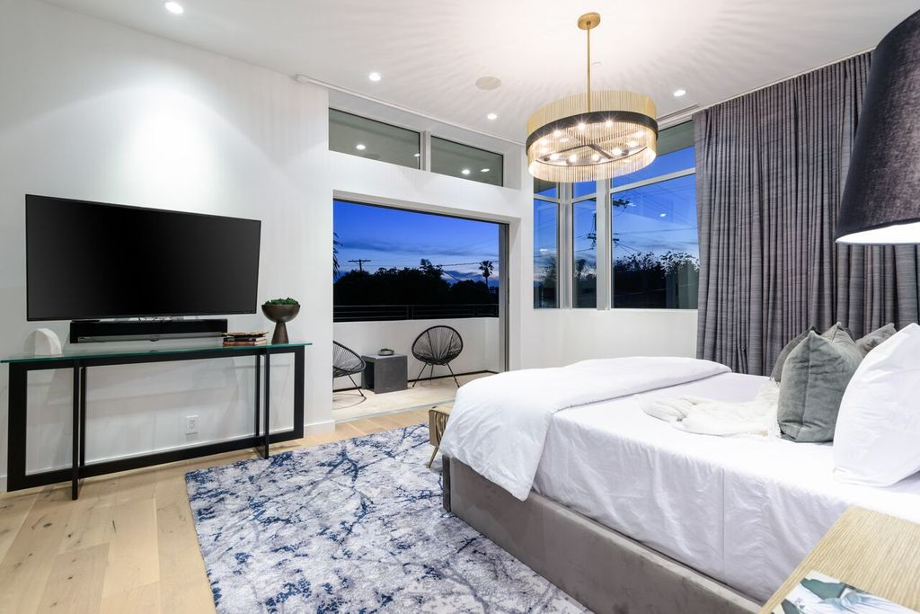 A Chic Los Angeles home breaks the mold of West Hollywood McMansions