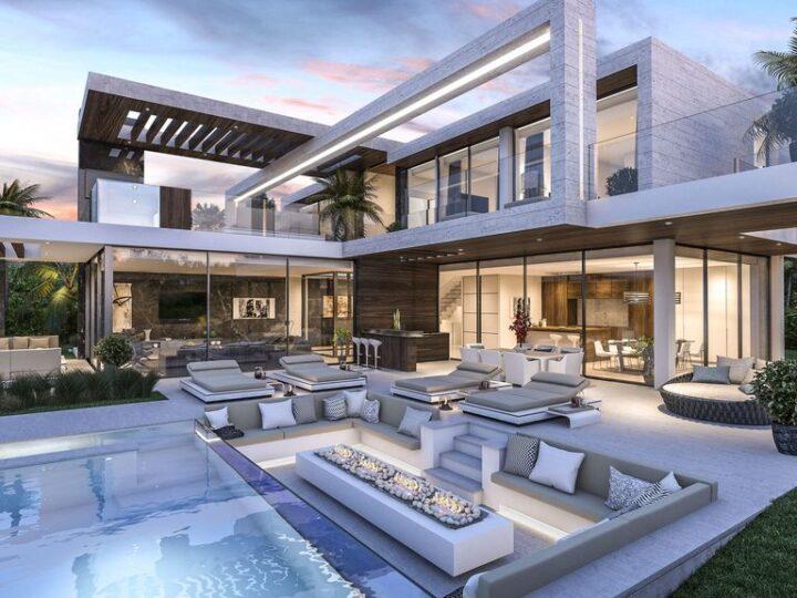 Contemporary Villa Spectre in Spain by B8 Architecture and Design Studio