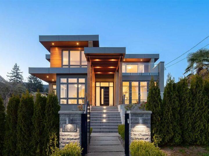 Fantastic Ambleside West Vancouver Home for Sale at C$5,380,000