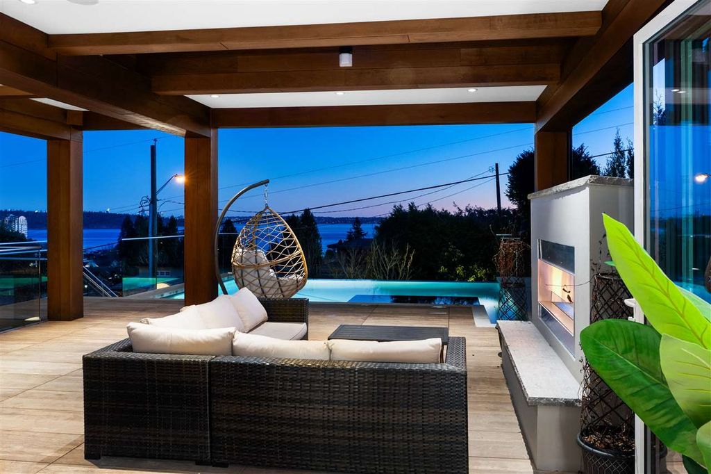 The Sensational World-Class Property in West Vancouver offers the finest attention to detail and master craftsmanship with jaw-dropping ocean views now available for sale. This home located at 2545 Mathers Ave, West Vancouver, BC V7V 2J2, Canada