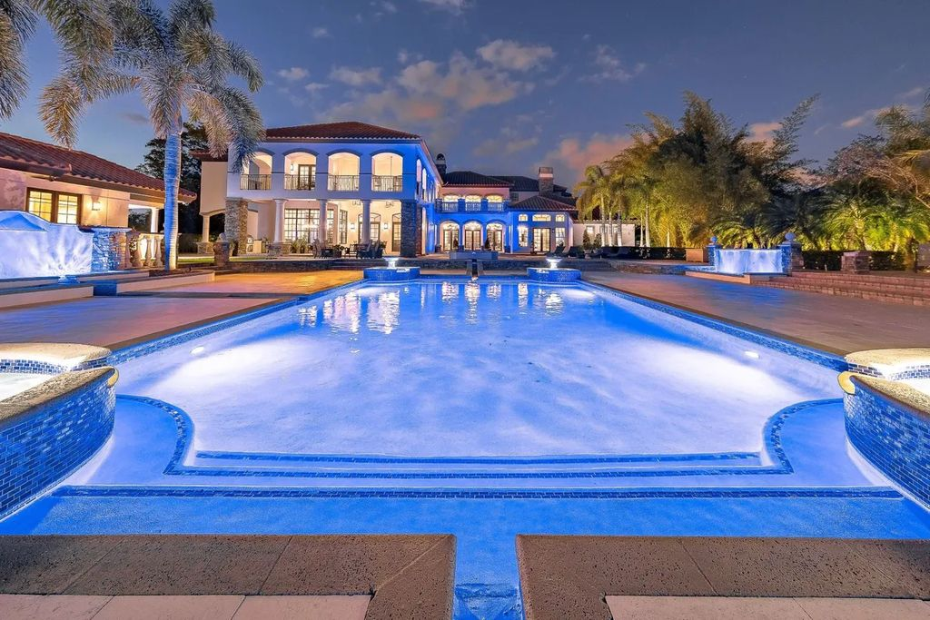 Stunning Gated Home in Parkland Asking for $4,000,000 comes with Smart Home Features