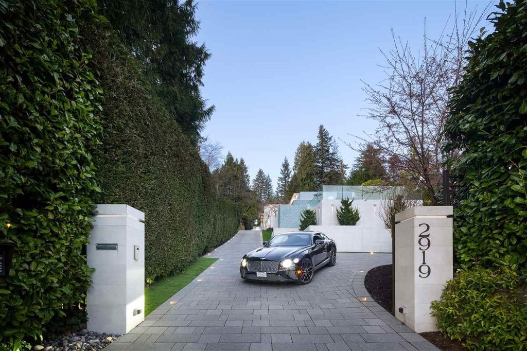 The Stunning Mediterranean Inspired Luxury Residence in West Vancouver sits among some of the finest homes now available for sale. This home located at 2919 Mathers Ave, West Vancouver, BC V7V 2J7, Canada