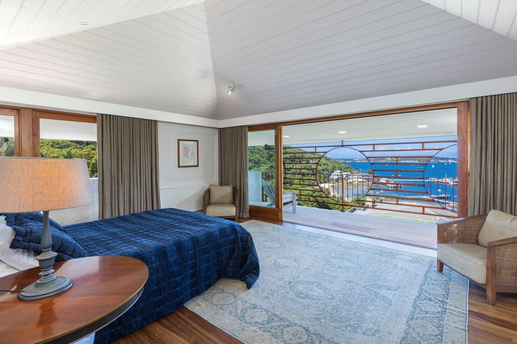 Superb Mosman home built by Michael Robilliard for Sale at price request