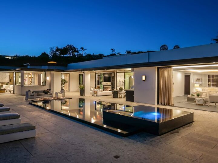 $16,995,000 World class Beverly Hills Home with Unparalleled Scale and Design