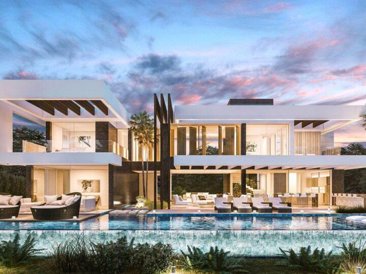 Exquisitely Modern Villa Vereda in Spain by B8 Architecture and Design Studio