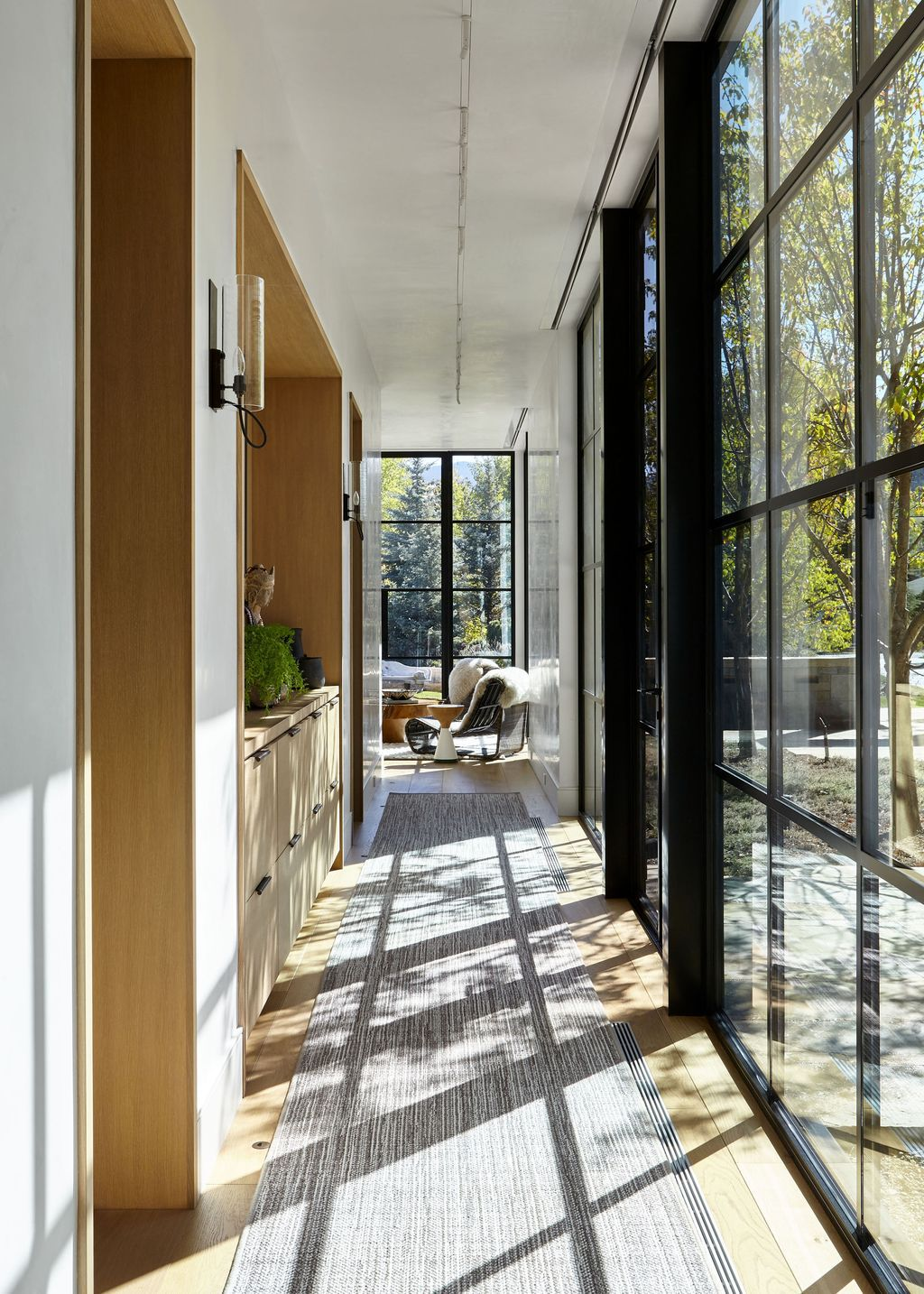 Impressive Bagua Residence by Rowland+Broughton Architecture