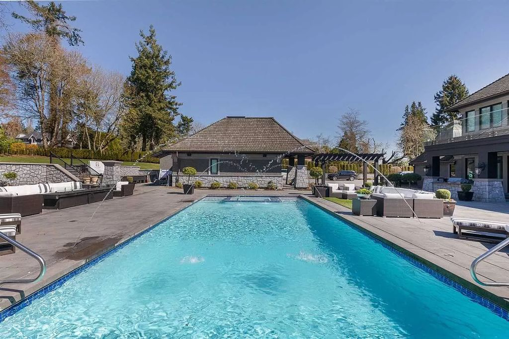 The Majestic Classic European Inspired Mansion in Surrey is a grand-scale luxury home now available for sale. This home located at 13283 56th Ave, Surrey, BC V3X 2Z5, Canada