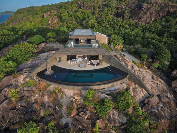 The Residences, Six Senses Zil Pasyon, in Seychelles by Studio RHE