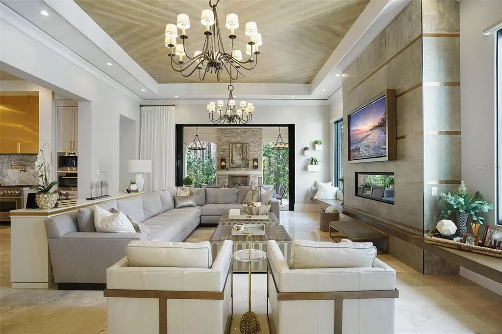 The Orlando Villa is an Italianate masterpiece located in the Four Seasons Private Residences at Walt Disney World Resort now available for sale. This home located at 10224 Summer Meadow Way, Orlando, Florida