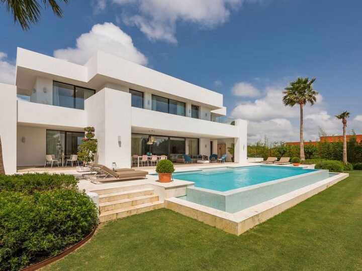 Villa Grazalema, Harmony of Aesthetic & Classic Element by Ark architects