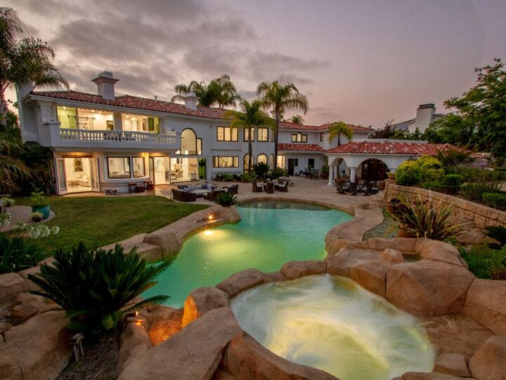 Completely Renovated Modern European Style Home in San Juan Capistrano hits the Market at $5,999,999