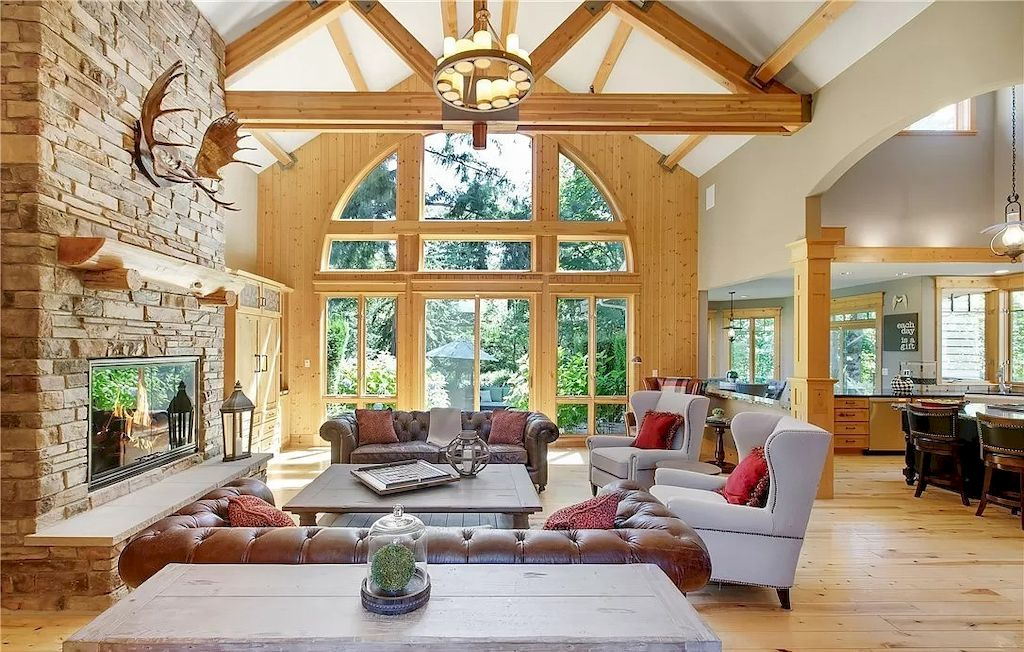 The House in Washington is an amazing home now available for sale. This home is located at 710 250th Ln NE, Sammamish, Washington
