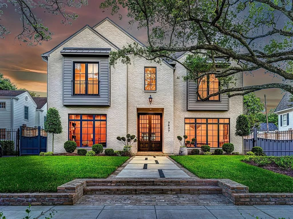 This $5,150,000 New Construction Home in Houston will take your breath away