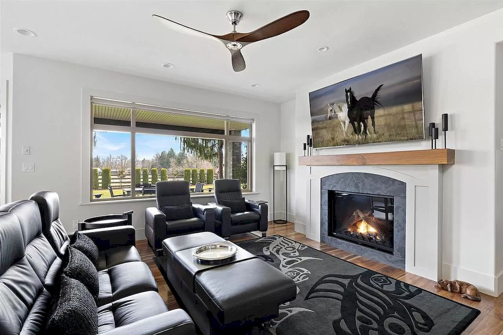 The Magical Langley Estate is an exclusive trophy property now available for sale. This home is located at 2675 256th St, Langley, BC V4W 1Y3, Canada