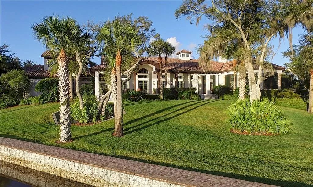 Family Compound on Private Island of Georgia on Market for $15,900,000