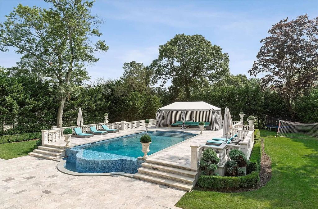 Beautiful Italian Mansion in New York for Sale at $7,595,000 designed for a  carefree lifestyle